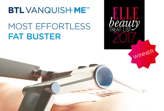 Shape Up this Summer with Sculpt's BTL Vanquish ME™